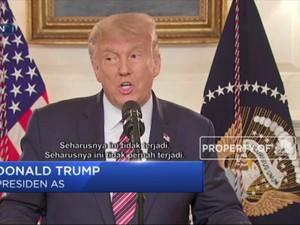 Merahasiakan Keganasan Corona, Trump Tak Mau Publik Panik