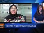 Hadapi PSBB DKI, Pemerintah Harus Siapkan Stimulus Daya Beli