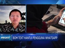 Hindari Bom Text di Whatsapp Dengan Cara Ini!