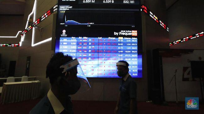 BSDE JSKY IHSG Ada Transaksi Mencurigakan Bank RI, 6 Perusahaan Antre IPO