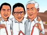 Cerita Sandiaga, Edwin Soerya & Boy Thohir Cuan di Saham MDKA