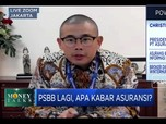 DKI PSBB Total, Aswata Khawatir Premi Asuransi Anjlok Lagi