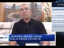 Kulik Jawara Reksa Dana Kala Krisis Covid-19