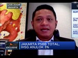 Pasar Respons Negatif PSBB DKI, Ini Sektor Yang Terdampak