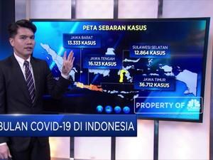 6 Bulan Covid-19 Di Indonesia