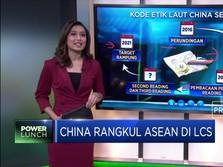 China Rangkul ASEAN di Laut China Selatan