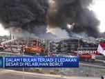 Ledakan Terjadi Lagi Di Beirut