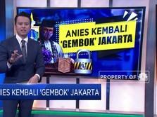 Corona Makin Ganas! Anies Kembali 'Gembok' Jakarta