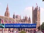 Lockdown Dilonggarkan, Ekonomi Inggris Tumbuh 6,6% (mtm)