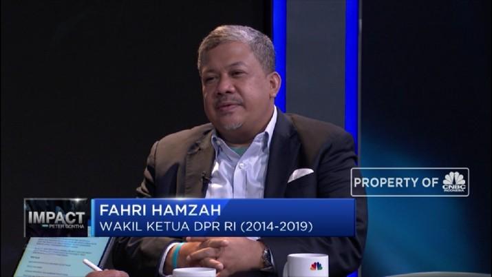 Ini Alasan Fahri Hamzah, Kerap Menjadi Sosok Kontroversial (CNBC Indonesia TV)