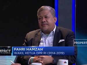 Ini Alasan Fahri Hamzah, Kerap Menjadi Sosok Kontroversial