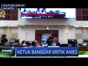 Soal PSBB DKI, Ketua Banggar DPR Kritik Anies Baswedan