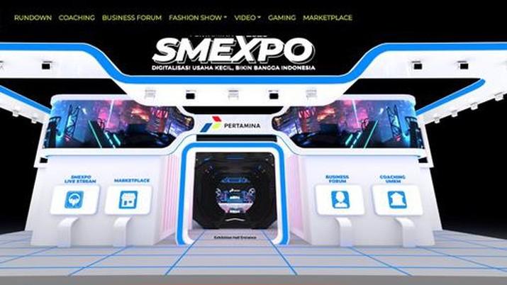 Pertamina SMEXPO 2020  (Dok. Pertamina)