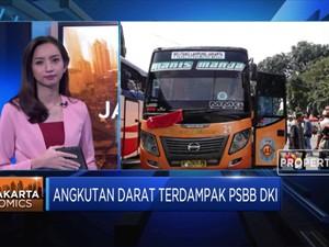 PSBB Total, Organda Harap Stimulus BLT Diperpanjang