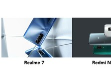 Realme 7 vs Redmi Note 9 Pro, Perbandingan Spek & Harganya