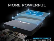 More Powerful, Transvision Luncurkan Xstream Generasi Kedua!