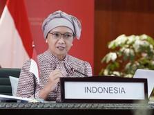 Menteri Retno Ungkap Update Terbaru Vaksin Covid-19 Sinovac