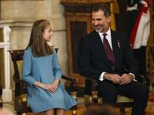 Putri Spanyol Dikarantina Setelah Temannya Positif Corona