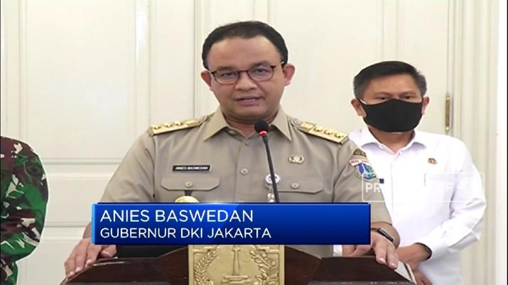 Anies Ungkap Kondisi 12 Hari Terakhir di Jakarta
