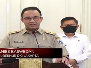 Catat! Ini Aturan Terbaru PSBB Jakarta