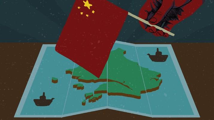 Infografis: China Klaim Lagi Natuna RI, Ini Kronologinya!