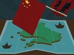 Inggris-Jerman-Prancis Kecam China di Laut China Selatan