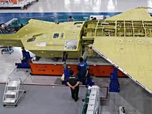 Nasib Proyek Jet Tempur KFX/IFX RI-Korsel di Tangan Prabowo