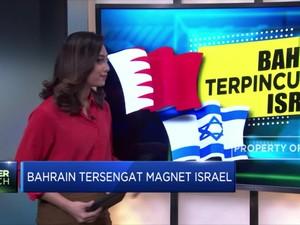 Bahrain Terpincut Magnet Israel