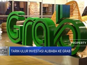 Alibaba Akan Kucurkan USD 3 Miliar ke Grab?