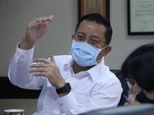 PSBB DKI, Mensos: Penambahan Bansos Tak Bisa Mendadak