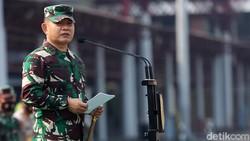 30 Pati TNI Naik Pangkat, Pangkostrad Dudung Abdurachman Jadi Letjen