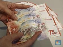 Heboh Video 'Rahasia' di Uang Rp 75.000 Baru