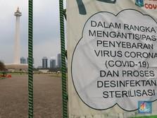 Kasus Covid Meningkat, Ini Daftar RT Zona Merah di Jakarta