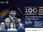 Menteri & 100 Ekonom Bahas Masa Depan RI