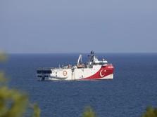 Adu Jago Kapal Tempur, Turki Pamer Kapal Perang Tanpa Awak