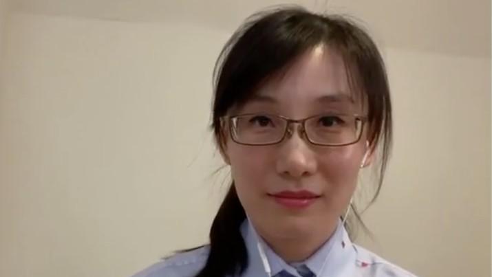 Li-Meng Yan. Ist