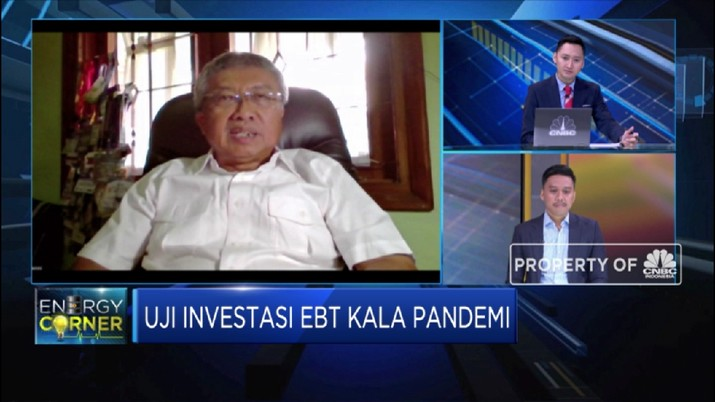 Mengejar Target EBT 23%, Pemerintah Dorong Perluasan Pasar Listrik EBT (CNBC Indonesia TV)