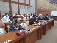 Erick Rapat Tertutup 4 Jam Bareng Komisi VI DPR, Ini Hasilnya