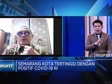 Warga Tak Disiplin, Penyebab Naiknya Kasus Covid-19 Semarang