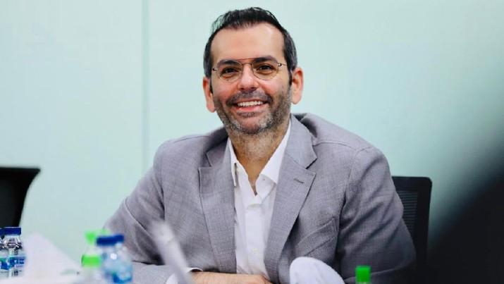Ahmad Al-Neama, CEO Indosat. Dok: Indosat