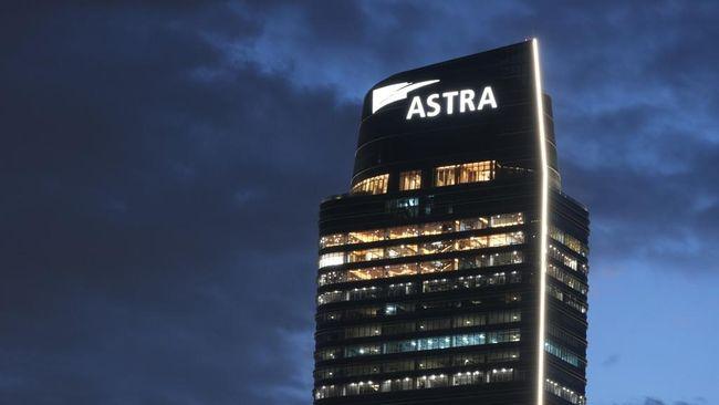Siap 'bertempur' Gopay-OVO-LinkAja, Astra Geber Grup AstraPay