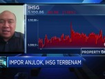 Analis: Alami Koreksi Wajar, IHSG Ditutup Melemah 1,18%
