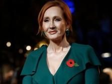 Bukan Kabar Duka, Tagar RIP JK Rowling Trending di Twitter
