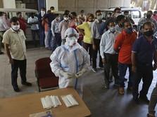 Pfizer Minta Izin Penggunaan Darurat Vaksin Covid-19 di India