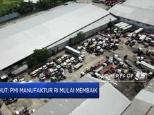 Luhut: PMI Manufaktur Indonesia Mulai Membaik