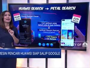 Mesin Pencari Huawei Siap Salip Google