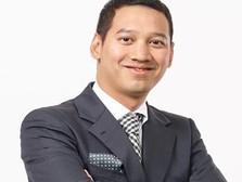 Resmi Jadi Deputy CEO BUMI, Siapa Aga Bakrie?