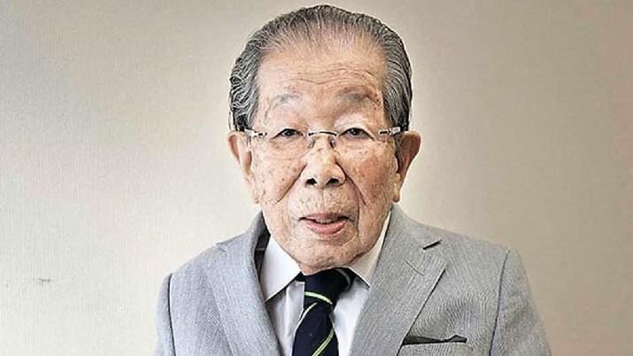 Dokter Jepang Shigeaki Hinohara Dok: Karsten Thormaehlen