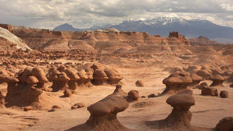 Bukan di Mars, Ini Masih di Bumi Kok