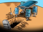 Aturan IMEI Berlaku Penuh, Smartphone BM Dikubur Saja